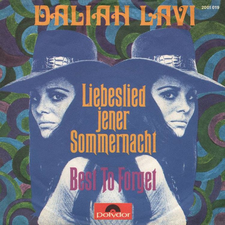 Daliah Lavi - Best to Forget