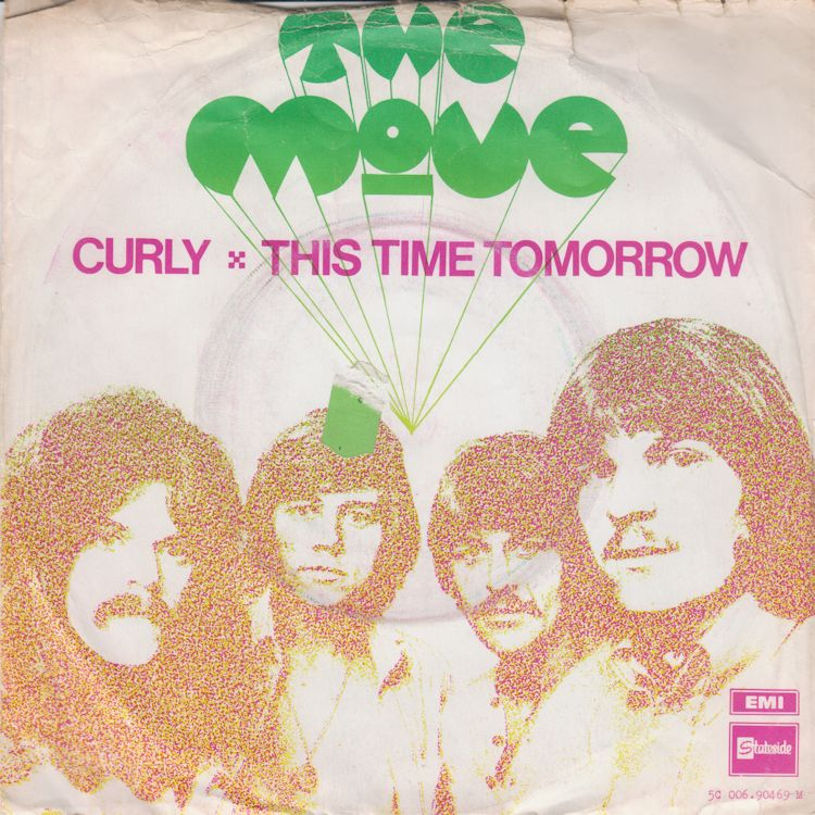 The Move - Curly
